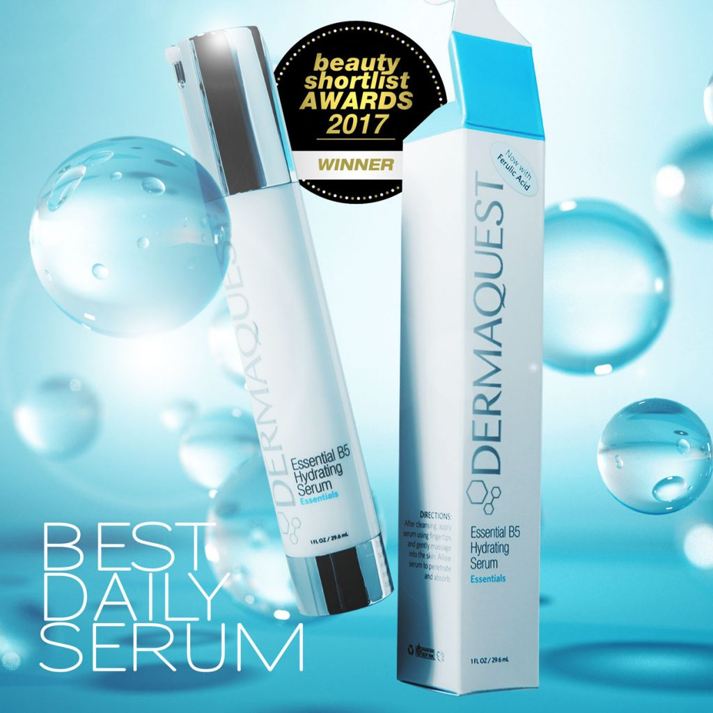 Dermaquest Wins At The Beauty Shortlist Awards 2017