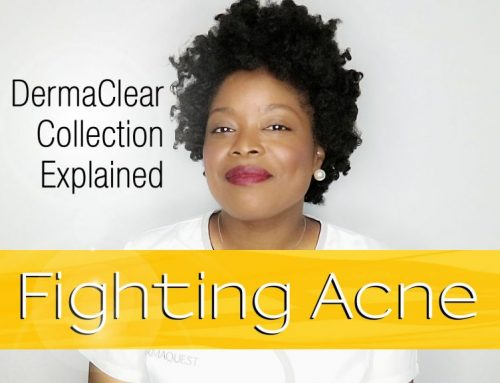 Video: Fighting Acne – DermaClear Collection Explained